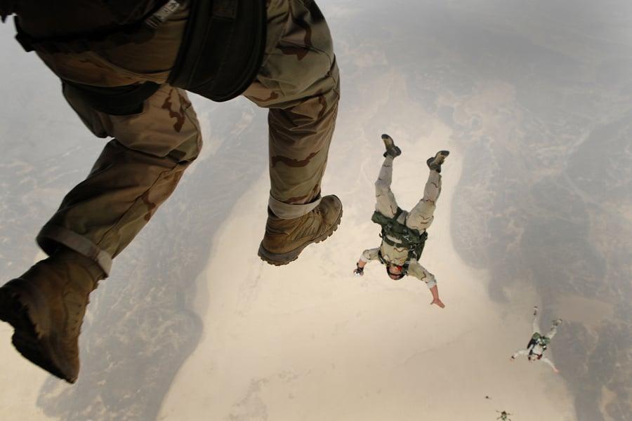 Freelance Web Development Business in Australia - Just jump in! - Skydiving